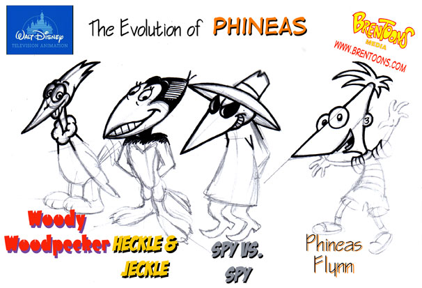 Phineas Evolution