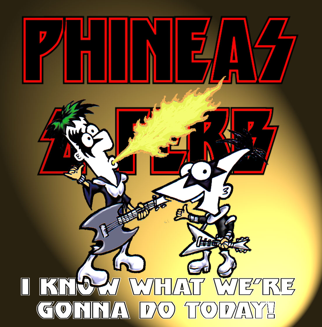 Phineas and Ferb as