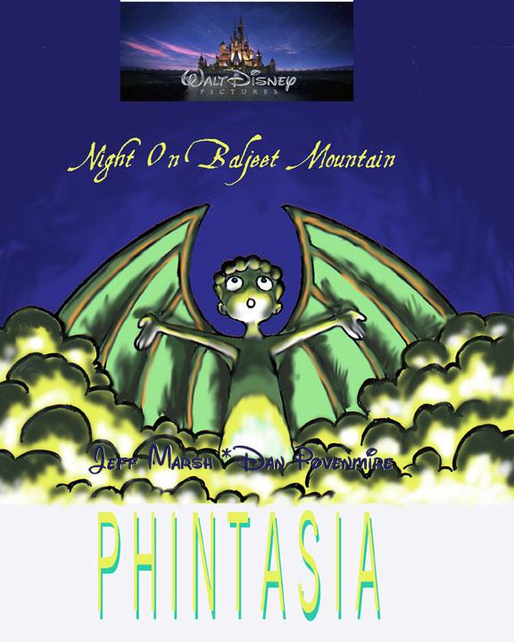 Phintasia: Night On Baljeet Mountain